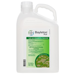 Bayleton FLO 25 Gallon Bottle Product Package