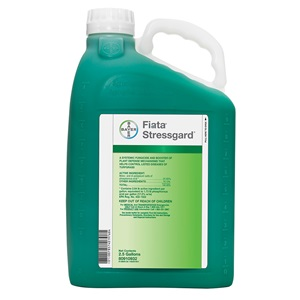 Fiata Stressgard 25 Gallon Bottle Product Packaging