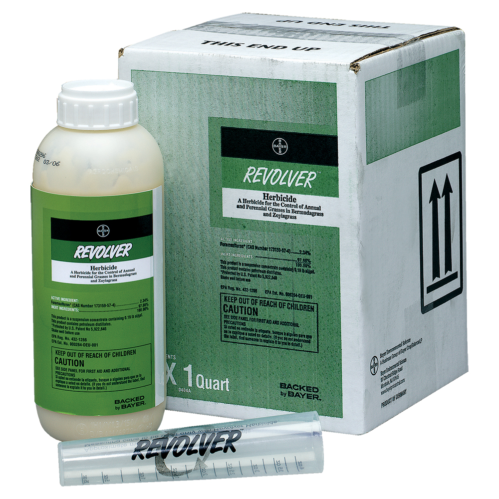 Revolver 1 Quart Bottle Product Package