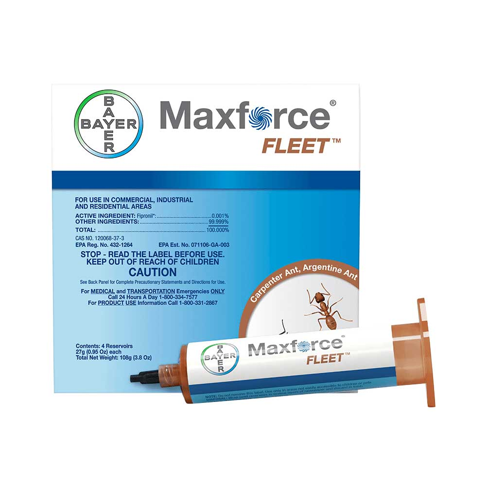 Maxforce Fleet Product Package