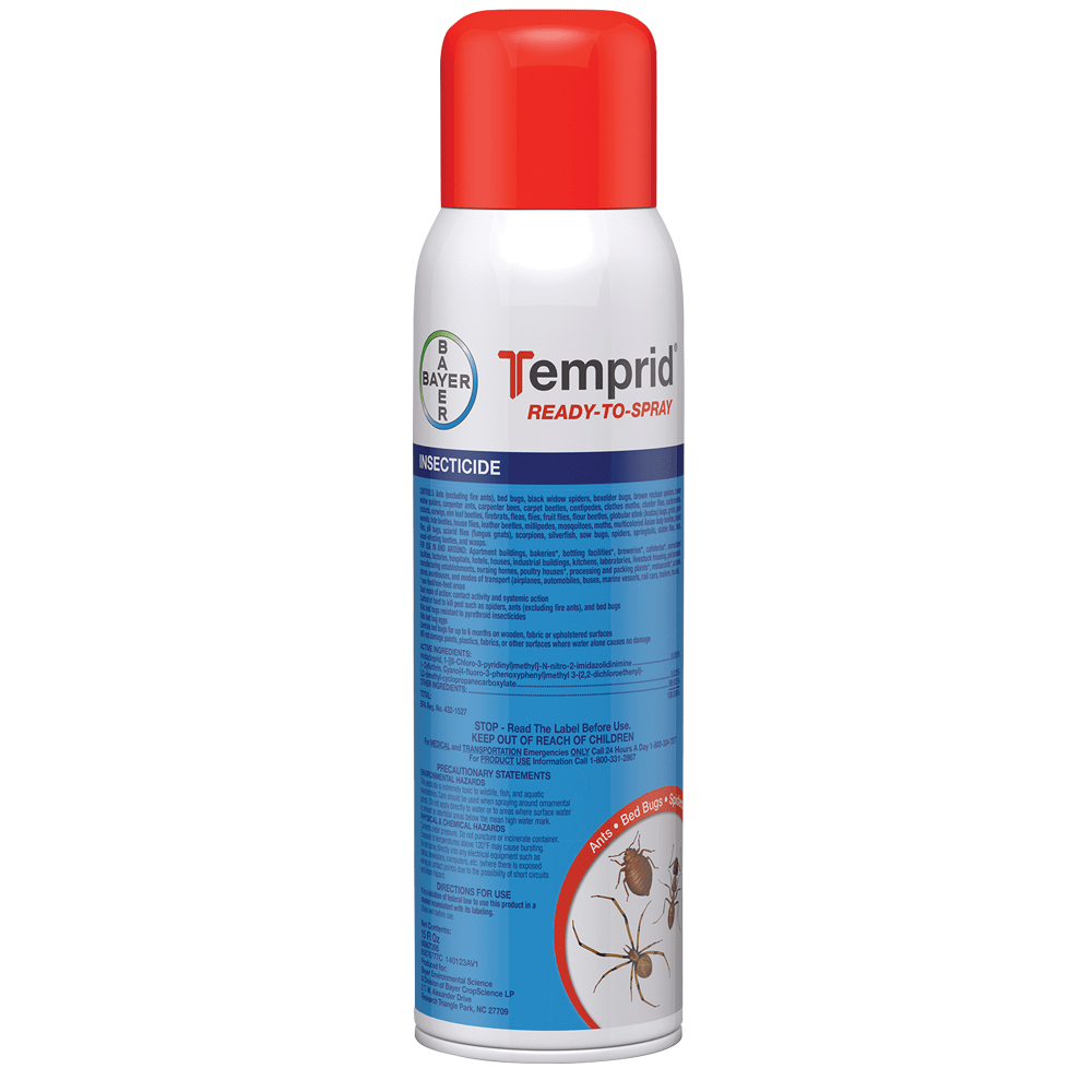 Temprid Ready-to-Spray 15 oz Can Product Package