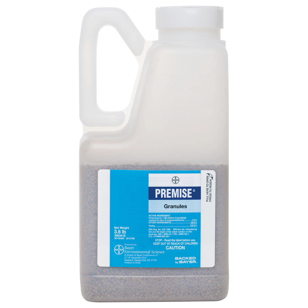 Premise Granules Product Package