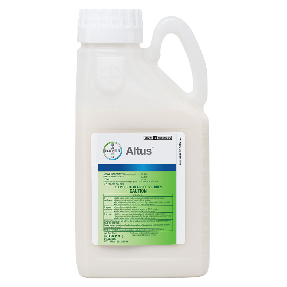Altus 64 oz Bottle Product Package