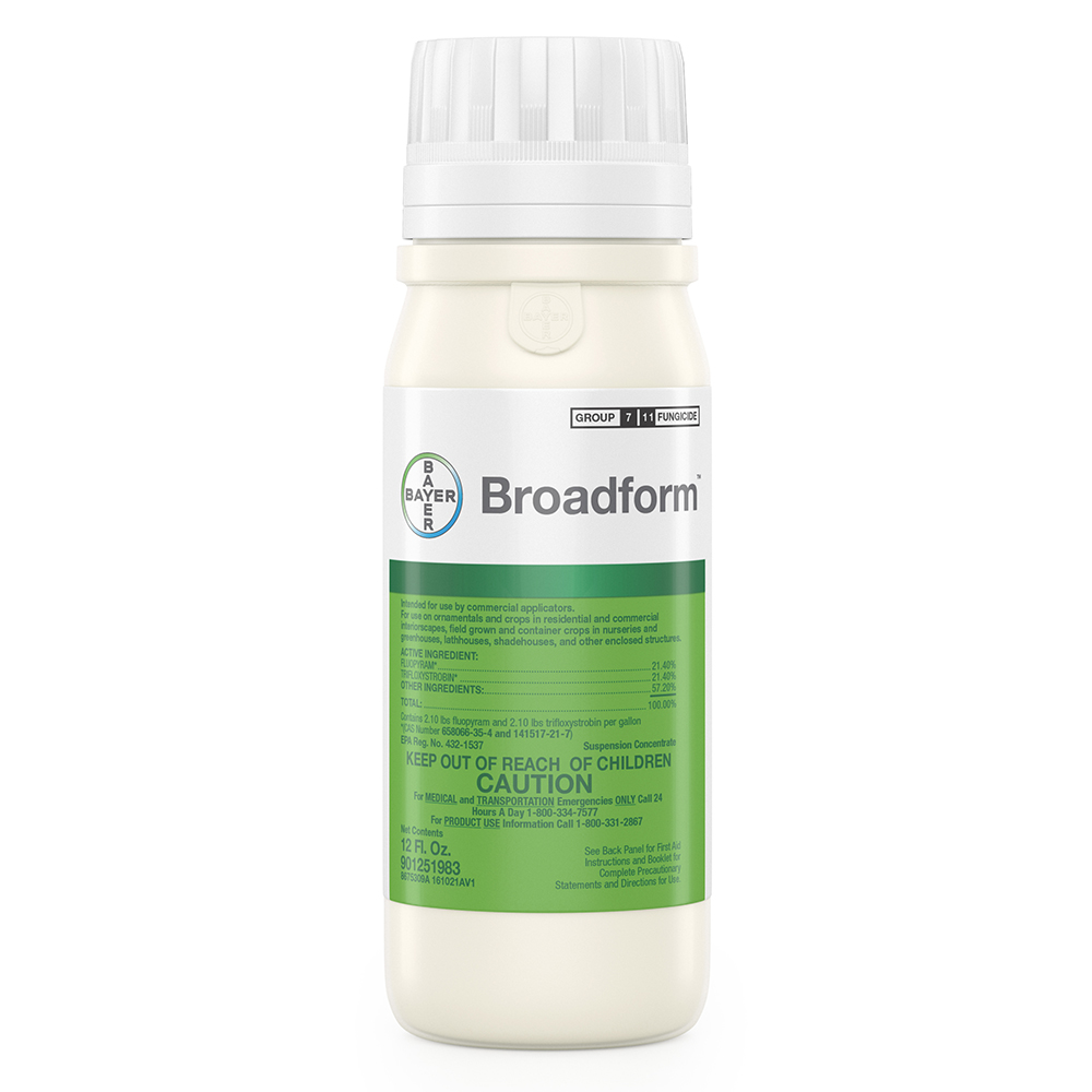 Broadform 12 FL Oz Bottle Product Package